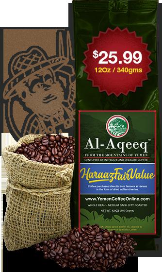 Yemen Coffee Online Haraaz Fairvalue